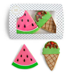 watermelonslice-greenicecream-double-cookies